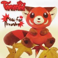 Red Panda Plush PREORDERS