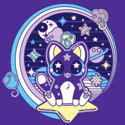Cosmic Kitten Shirt