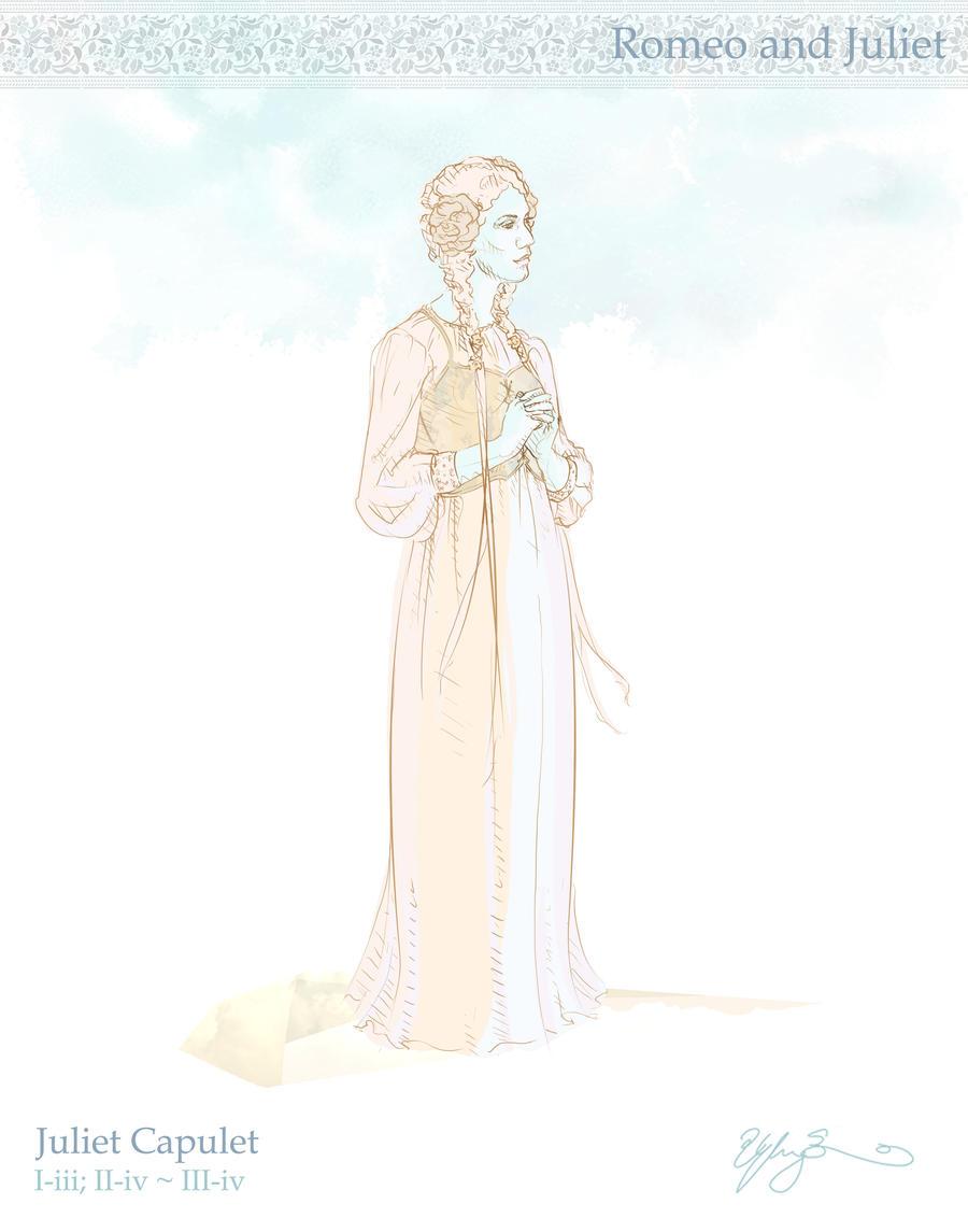 Juliet by TheGoldenGizmet