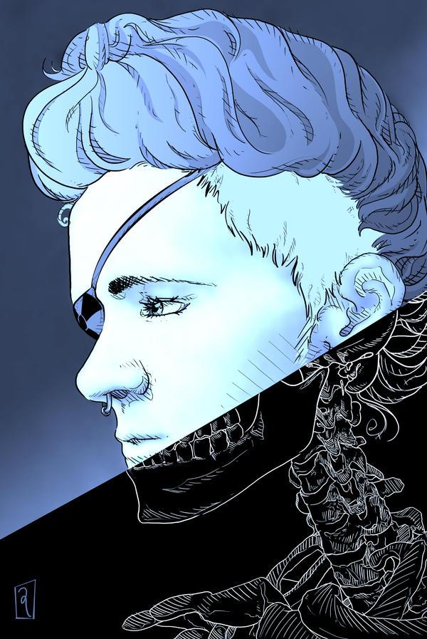 Rebels: Madame Curie by TheGoldenGizmet