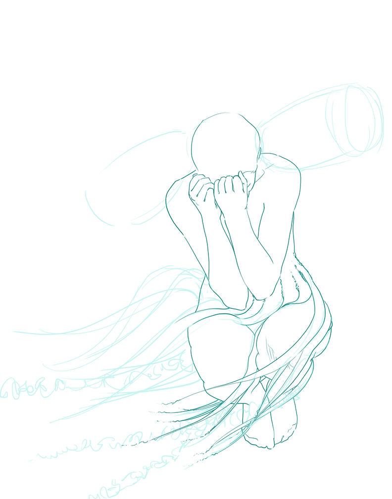 Jelly sketch by GwynConaway