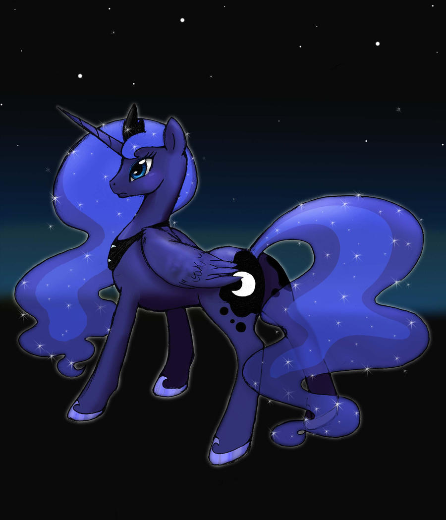 Night Sky by MMMenagerie