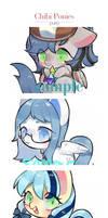 chibi pony commission