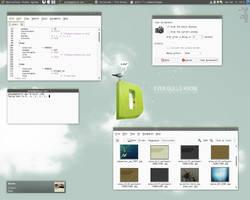 My Desktop - 080309 by hundone