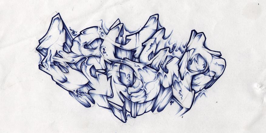 Sketch - 090915 by hundone