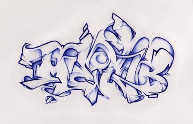 Sketch - 100419 by hundone
