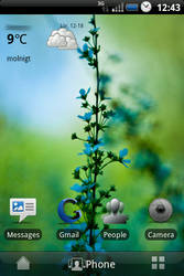 My HTC Hero - SenseHero 1.6 by hundone