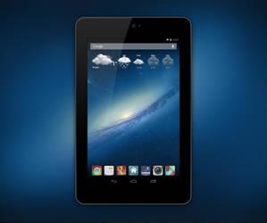 My Tablet - December 2012 by hundone