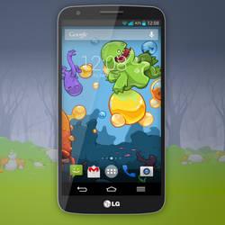 My Android - My new LG G2   November 2013 by hundone