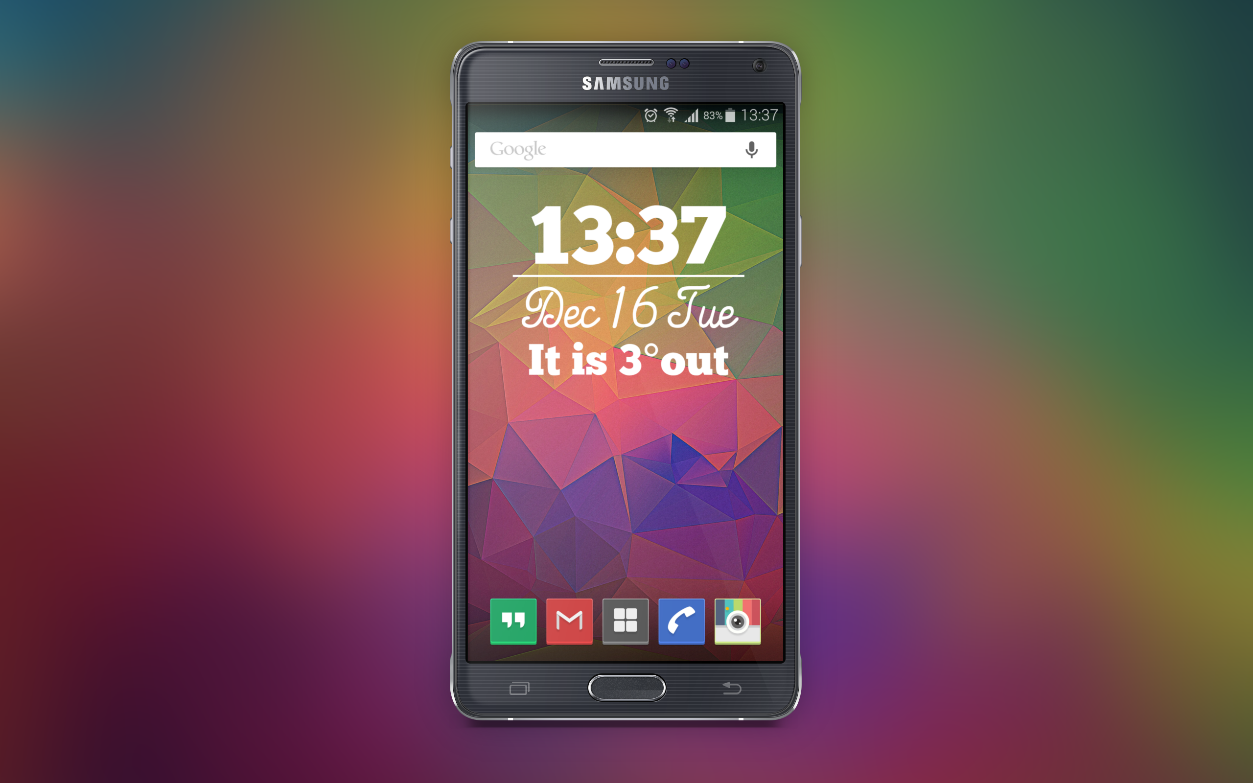 My Android - December 2014
