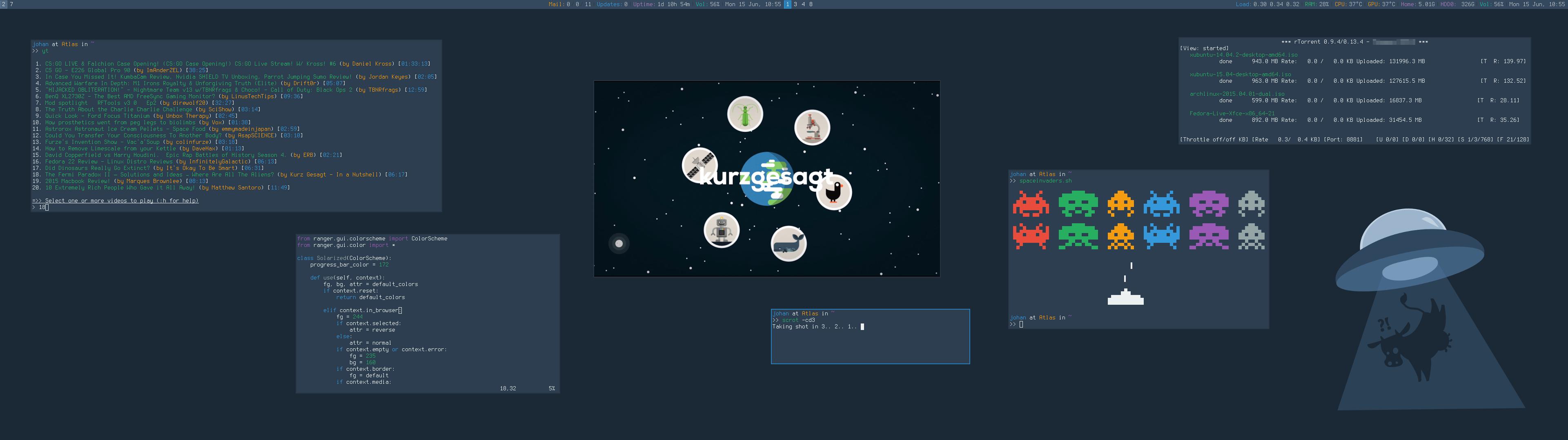 My Desktop - June 2015