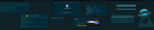 My Desktop - July 2016 by hundone