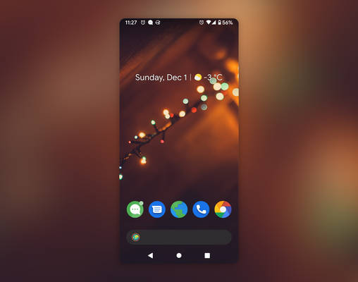 My Android - December 2019