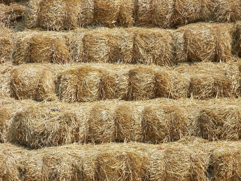Hay Texture by WKJ-Stock