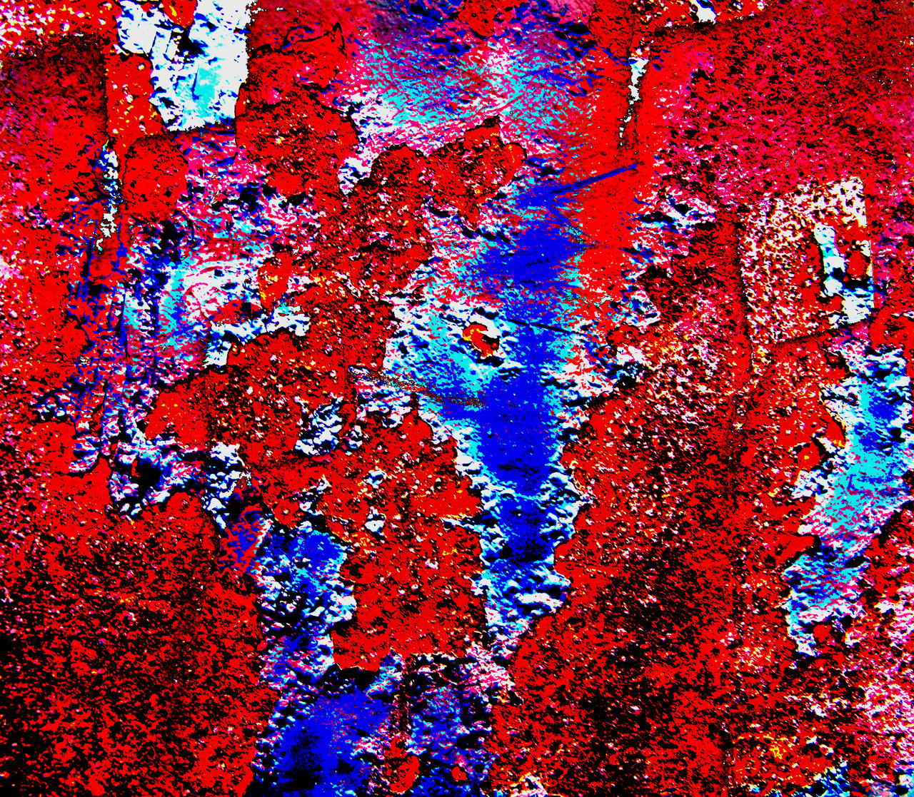 Abstract Rust Texture 2
