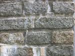 grey bricks stock