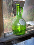 Green Bottle Stock