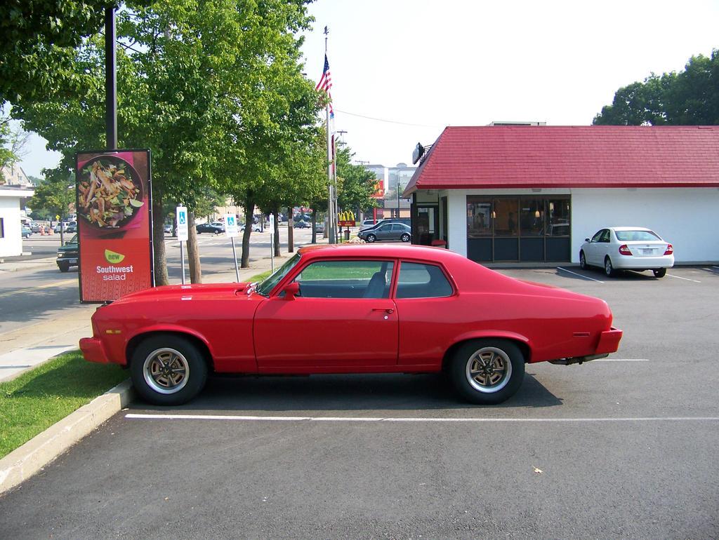 '63 chevy nova  stock
