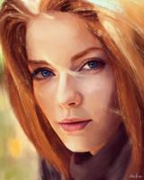 Red Blue by ArthurHenri