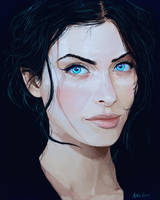 Midnight blue by ArthurHenri