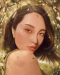 Michelle Phan (for DeviantArt_FanArt on IG)