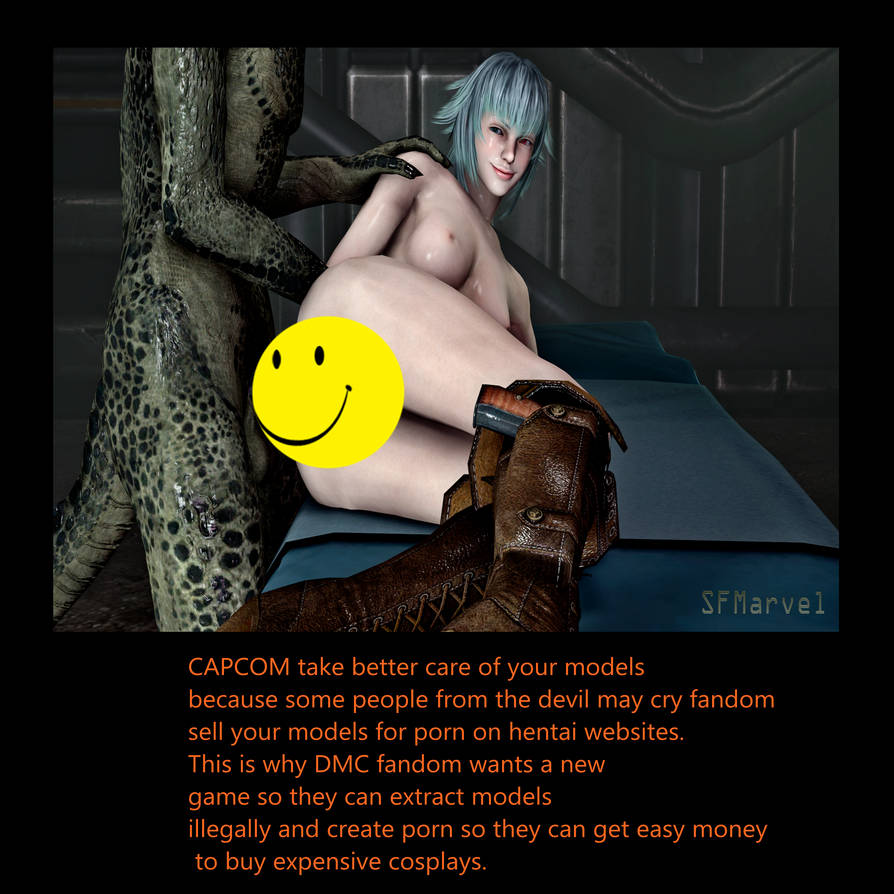 devil may cry porn
