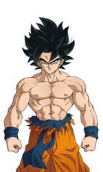 Oozaru Goku by Blazhxxx