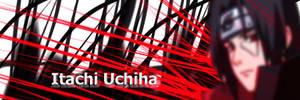 Itachi Uchiha Signature 3