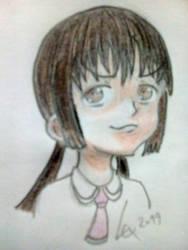 Hanako Honda (Asobi Asobase) by LexMontyPython