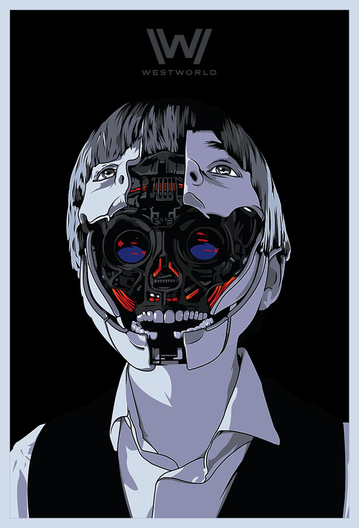 Westworld Poster by SuperScoundrel