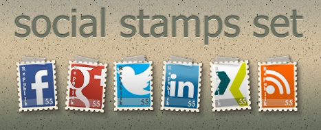 social stamps set