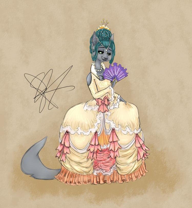 her royal hauteness by spiffysugie