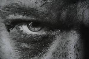 Bourne Eye close-up by RTyson