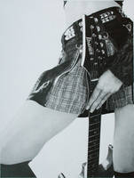 Rock Chick Monochrome by RTyson