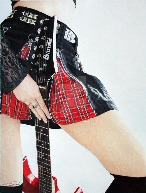 Rock Chick Colour by RTyson