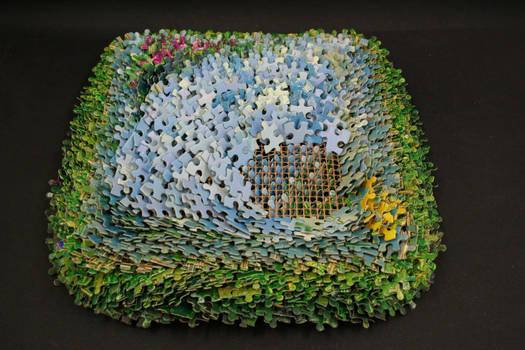 Jigsaw Sculpture