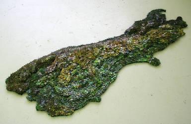 South Island (Jigsaw) by RTyson