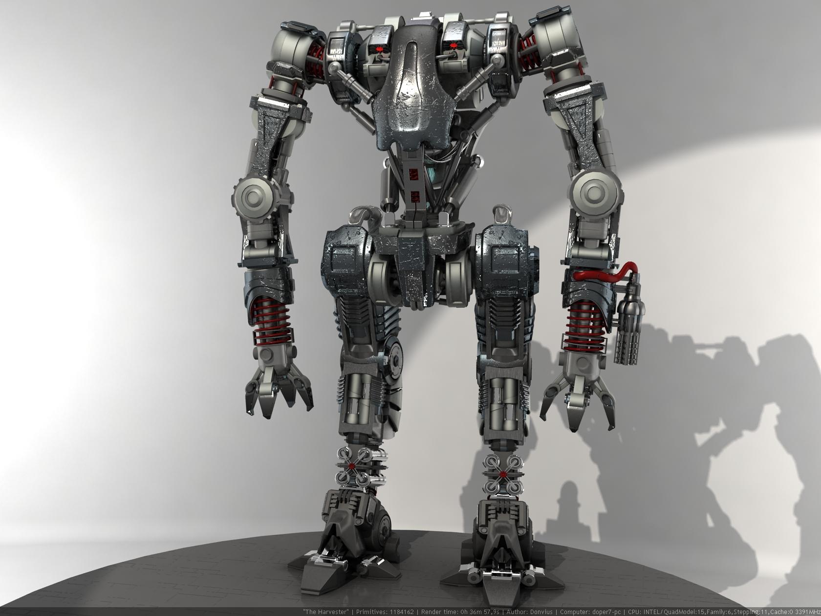 Image Gallery terminator harvester
