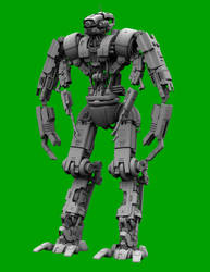 M.I.D.E. WIP 102 - Hands-Arms by Donvius
