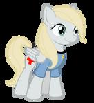 Pony trek. TOS medical starfleet uniform