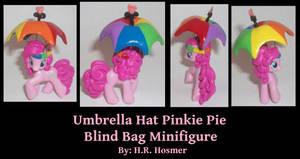 Custom Umbrella Hat Pinkie Pie