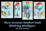 Show-Accurate Rainbow Dash Blind Bag