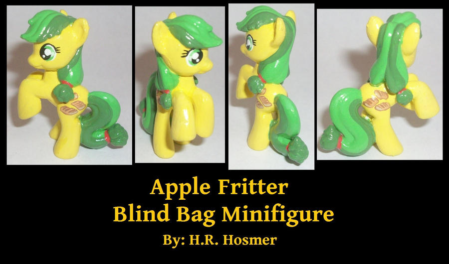 Blindbag Apple Fritter by Gryphyn-Bloodheart