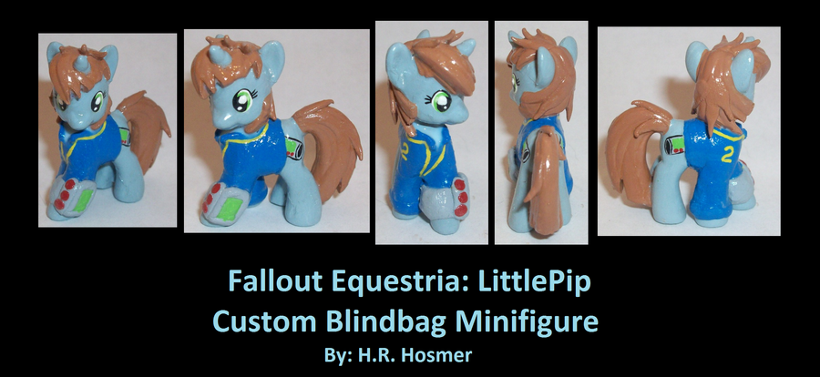 LittlePip Blindbag by Gryphyn-Bloodheart
