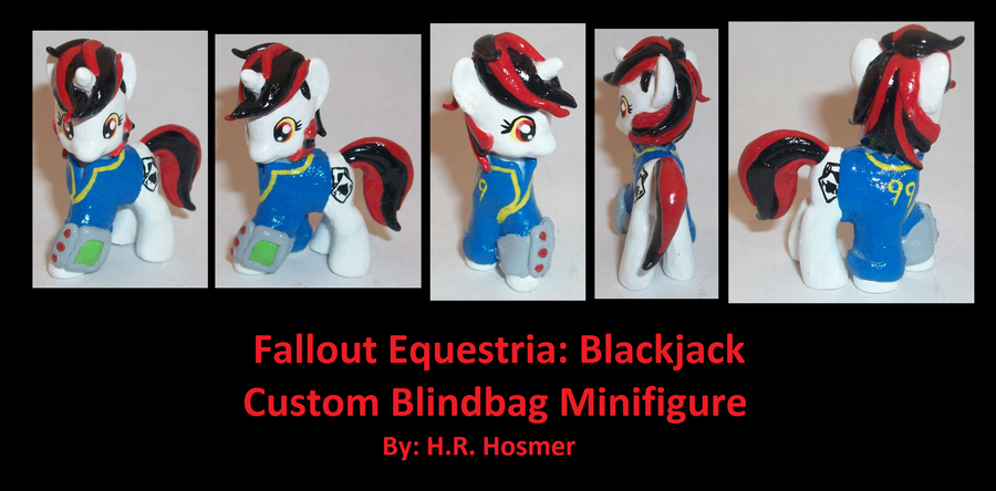 Blackjack Blindbag by Gryphyn-Bloodheart