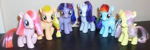 Custom Filly Brushables