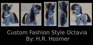 Fashion Style Octavia by Gryphyn-Bloodheart