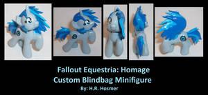 Custom Blindbag Homage of Fallout Equestria
