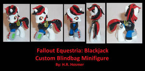 Custom Blindbag Blackjack of FE Project Horizons