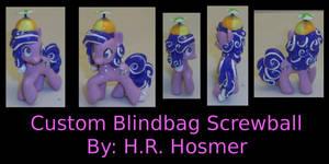 Custom Blindbag Screwball